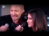 Laura Pausini e Biagio Antonacci - Il Coraggio di Andare (16 12 2018)