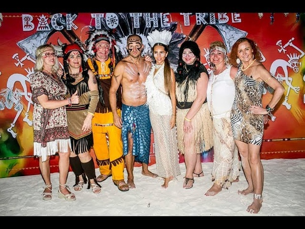 BACK TO THE TRIBE - WILD FREE PARTY!