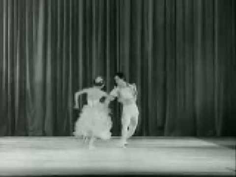 LAURENCIA - PAS DE SIX (Kurgapkina-Nureyev, 1959)