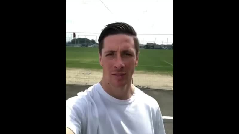 Fernando Torres new