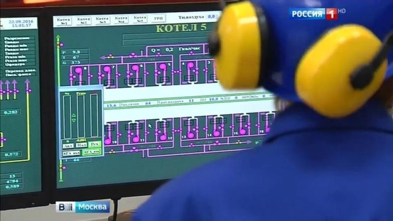 Вести-Москва • Московские батареи потеплели