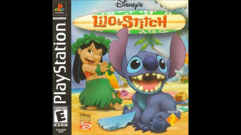 Lilo Stitch PS1 23 Lose a Life