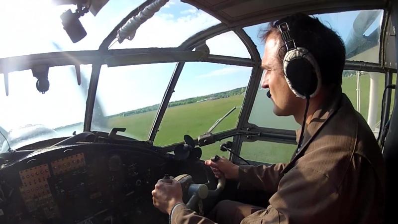 Прыжок с парашютом. Аэродром Коротич
