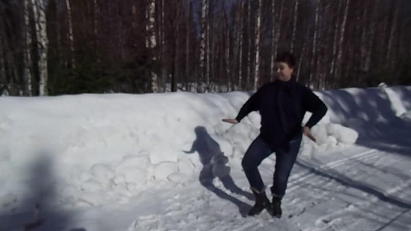 DSCN0143 Одисси Battu проба в тайге 255 км от Архангельска