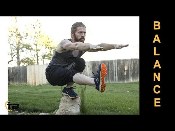 Improve Your Balance - 7 Simple Exercises - Beginner to Advanced
