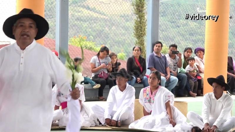 Boda auténtica de Solaga, Oaxaca