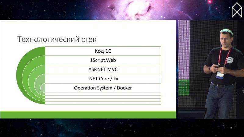 Андрей Овсянкин 1Script Web будущее интернет приложений на 1Script