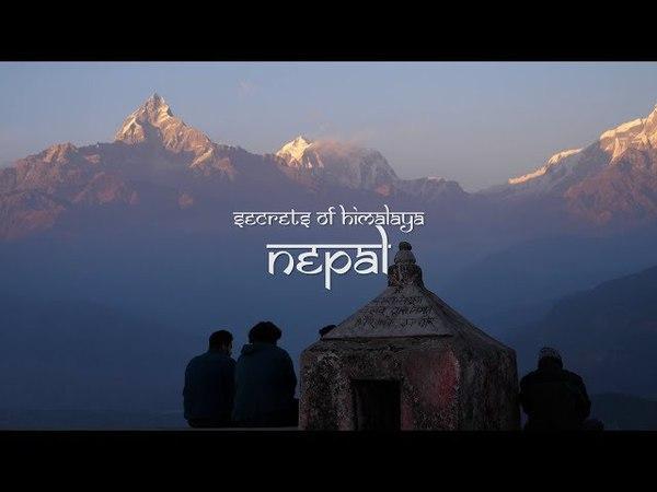 Secrets of Himalaya | Nepal in 4K