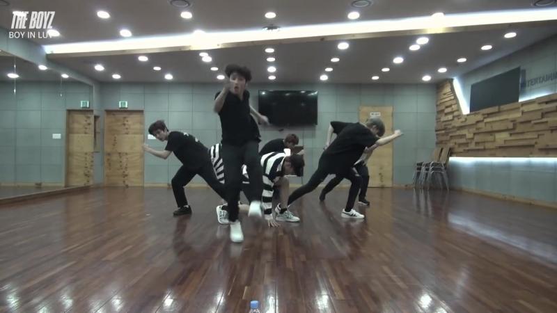 더보이즈(THE BOYZ) 상남자(Boy In Luv) DANCE PRACTICE VIDEO