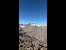 Val Senales 3250 метров над уровнем моря