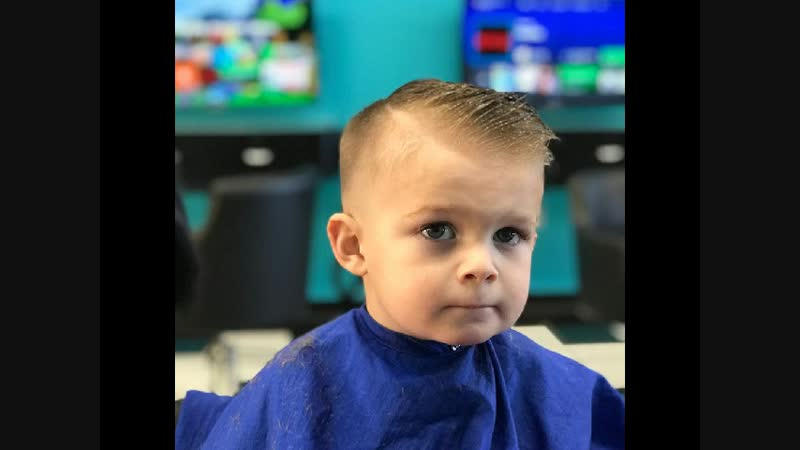 Toddler Boy Haircuts
