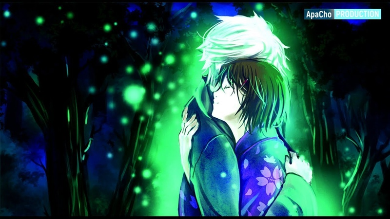 В лес, где мерцают светлячки - Hotarubi no mori e