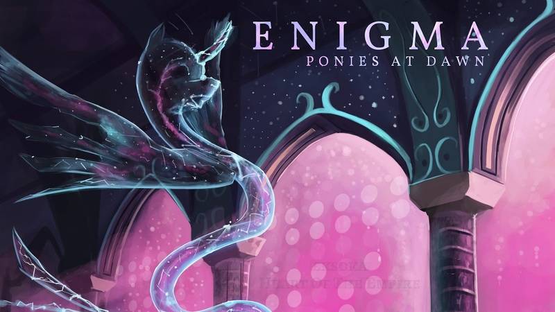 Ponies at Dawn - Enigma Preview [PRE-ORDER]