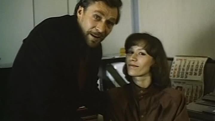 ВЕРБОВЩИК - детектив , драма , Эдуард Гаврилов , СССР - 1991 г.