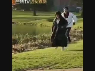meteor garden bts shen yue and dylan wang