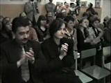 Фольклорные коллективы Каргополья в Печниковской школе. 10.11.2000