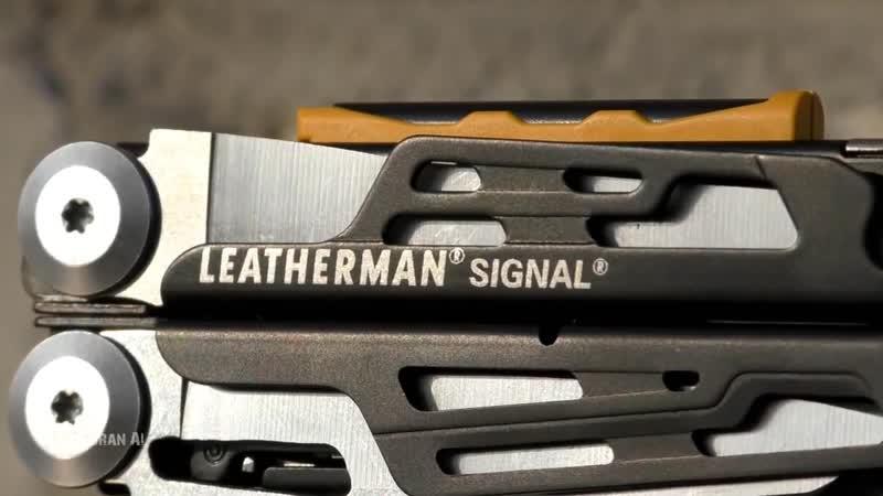 Мультитул Leatherman Signal Подарок