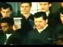 Serial Killer John Wayne Gacy Participating in the Prison Christmas Choir