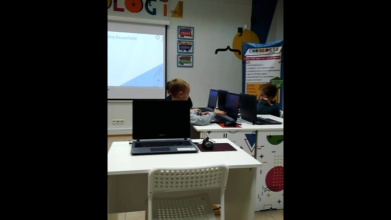 урок в школе программирования Codologia Пенза