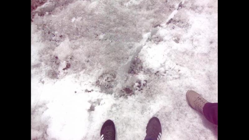 Хотьба по снежному Эльбрусу