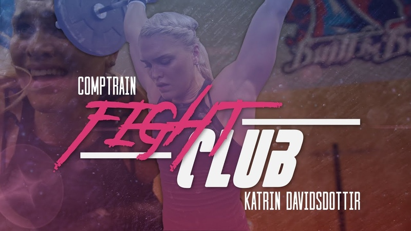 NEW CompTrain Benchmark: Fight Club with Katrin Davidsdottir