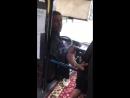 Водитель маршрутки выгнал из салона беременную женщину из-за уместного замечания