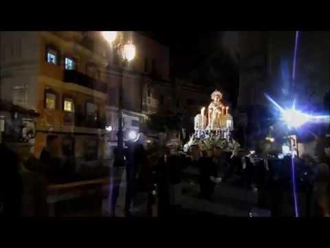 Martes Santo 2018, Musica de Semana Santa ALHAURIN de la TORRE, VIRGEN de la AMARGURA, 27/03