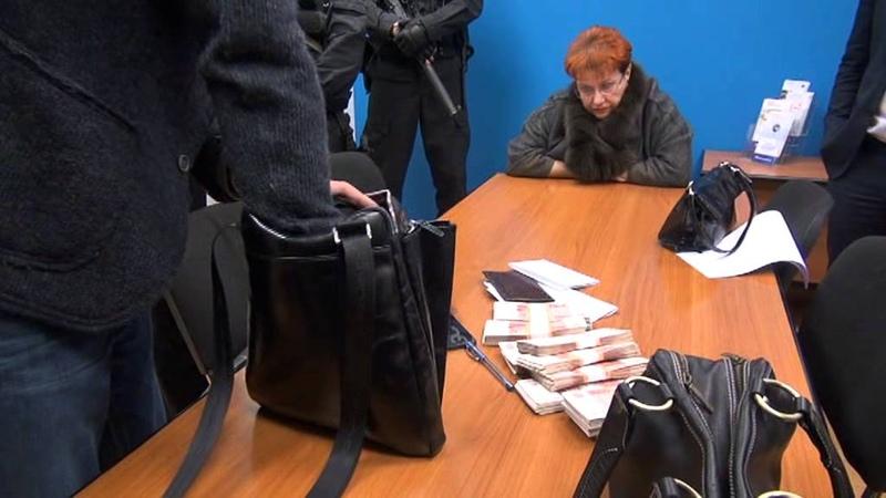 Задержана бывшая чиновница мэрии Солнечногорского муниципального района