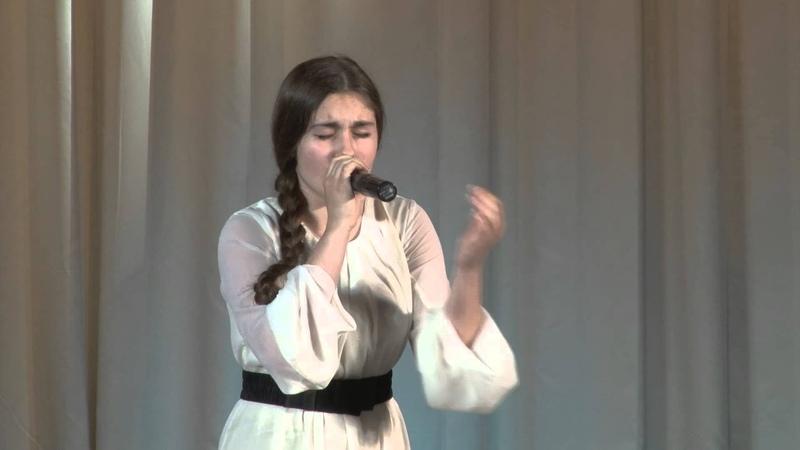 Фестиваль-конкурс патриотической песни С чего начинается Родина... г. Рошаль - Полина Шабунина
