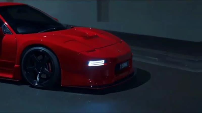 Honda (acura) nsx