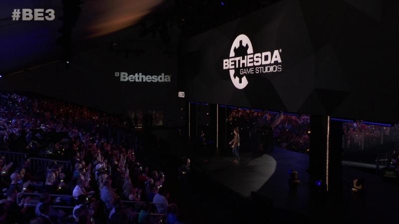 Презентация игр Bethesda Games Studios на BE3 2018
