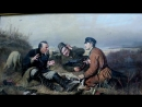 """Картина """"Охотники на привале"""", Перов - видео обзор картины"""
