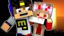 МОЯ ДЕВУШКА ВАМПИР УКУСИЛА МЕНЯ 😱 Майнкрафт Выживание ~ троллинг нуба сериал для детей minecraft