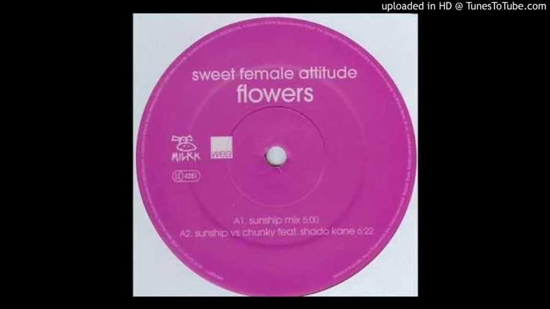 [1][132.00 G] sweet female attitude ★ flowers ★ sunship remix