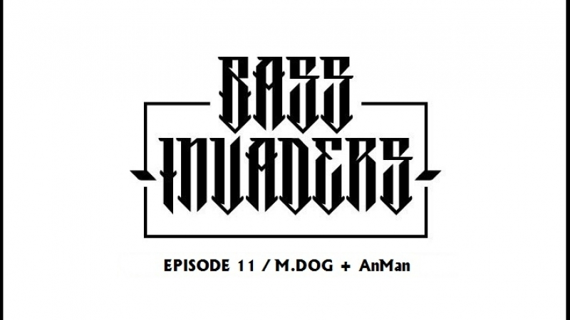 BASS INVADERS AnMan life 14.03.18 @ REACTOR radio