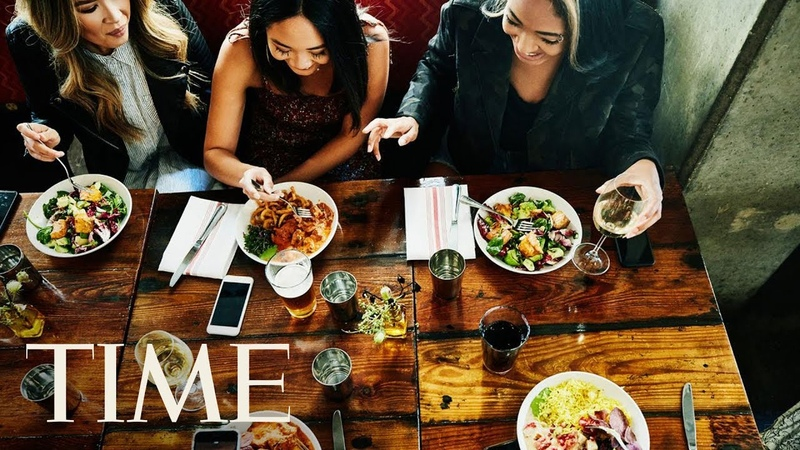 Americans Are Spending An Incredible Amount Of Money At Restaurants | TIME