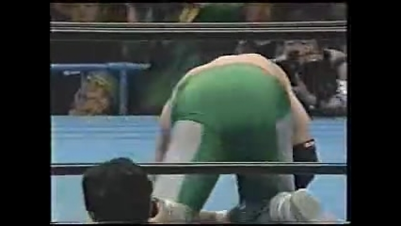15. Misawa vs. Taue
