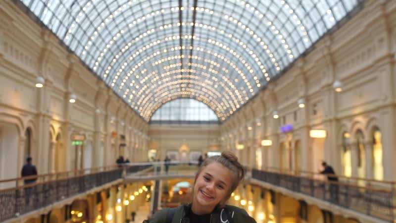 [Katya Adushkina] Мои Любимые Места В МосквеИнтересные Идеи Для Фотографий