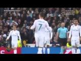 Messi e Cristiano reação depois de conceder gol a Roma e Juventus