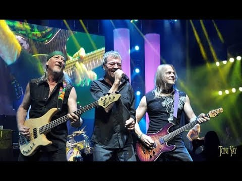 Deep Purple ☆ Live In Moscow ☆ 30.05.2018