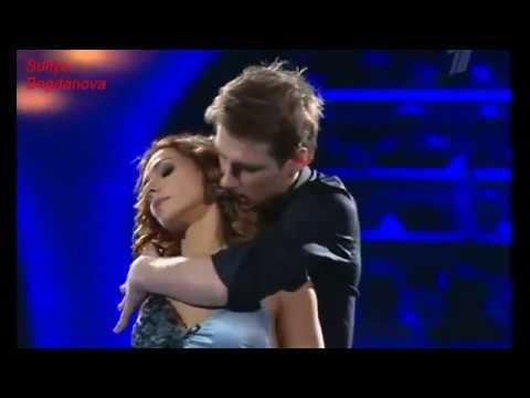 Безумный танец страсти *Кто виноват* Танцуют Навка и Воробьев