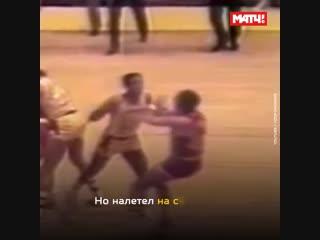 Легендарные драки в НБА