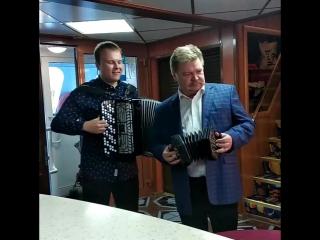 Павел Сивков и Николай Бандурин