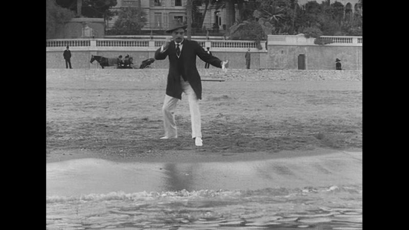 Max a peur de l'eau (1912)