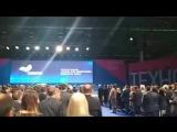 NGS- live: Выступление Путина на форуме Технопром в Новосибирске