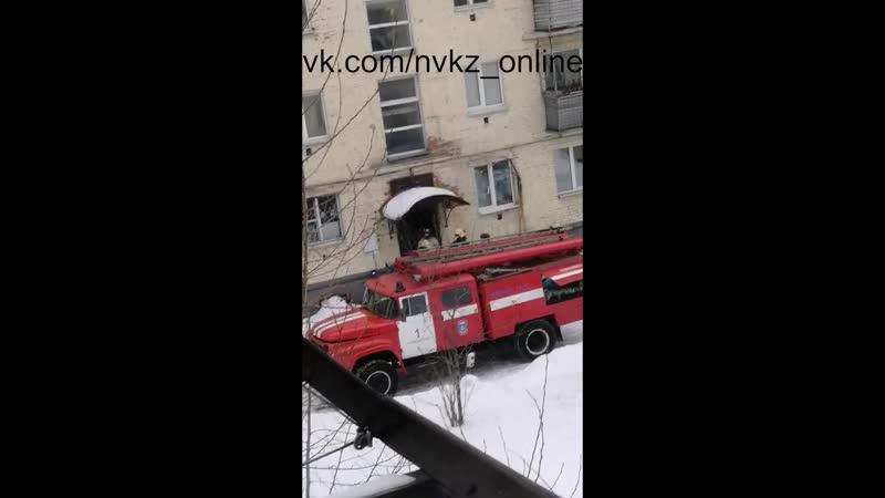Приезд пожарных на Орджоникидзе, 50, время 1020 утра