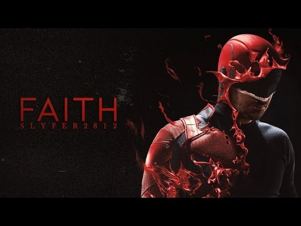 Marvel Daredevil Faith