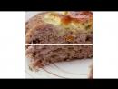 Гнезда из фарша с сыром | Больше рецептов в группе Кулинарные Рецепты