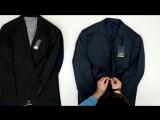 4.2 СТОК Сортировка Мужские Пиджаки Англия