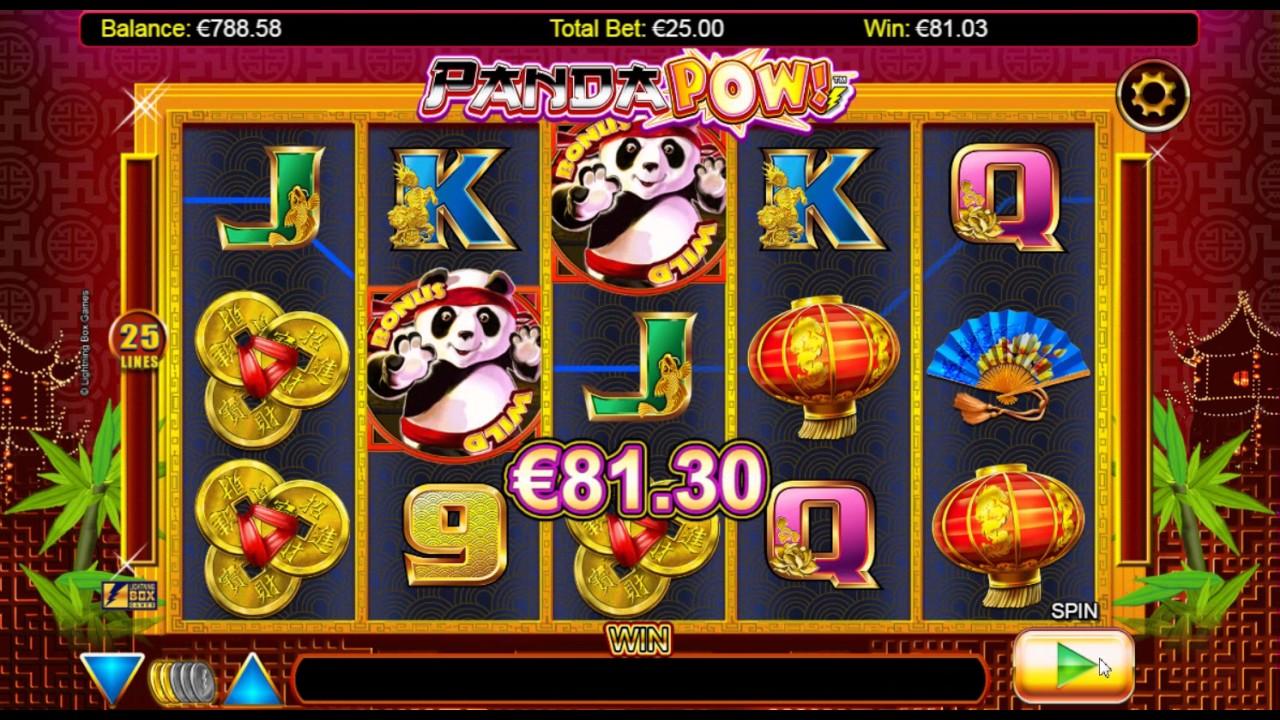 Игровой автомат Gung Pow в онлайн клубе Вулкан